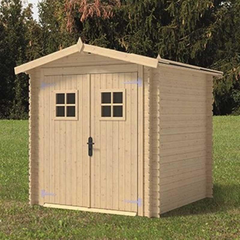 Casetta di legno Bristol 19mm, 200 x 200 cm, 4m²