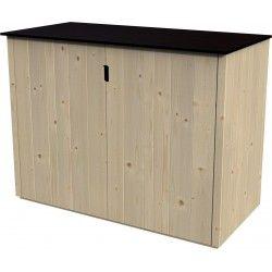 Box legno basso 15mm, 120 x 57 cm, 0.68m²