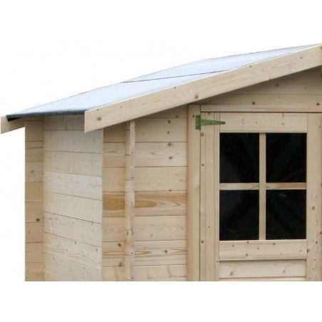casette in legno Milovic. 19 mm, 209 x 209 cm, 4.37m²