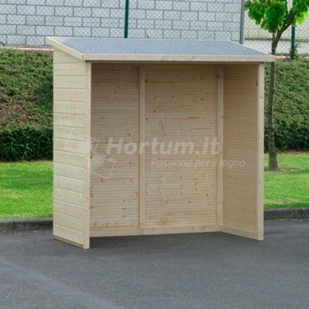 Armadio in legno Aveal 12mm, 170 x 81 cm, 1.38m²