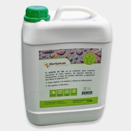 Olio Protettivo Legno 5L. Garden Hortum Oil