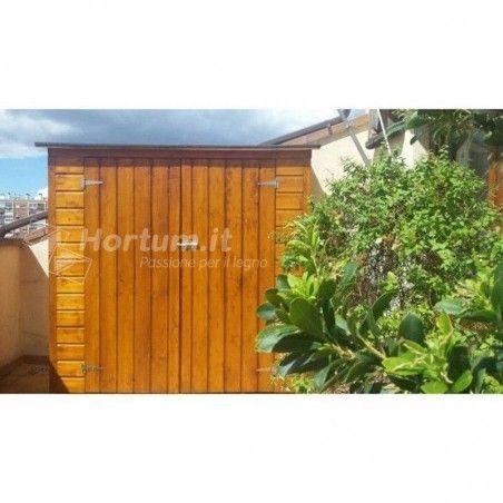 Albecove. 12 mm, 170 x 82 cm 4P - Armadio giardino