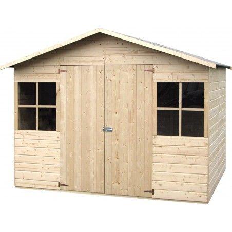 Casette in legno economica Lopun
