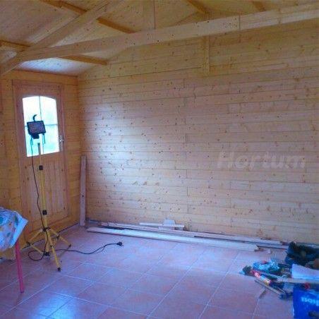 Interno garage in legno Garodeal