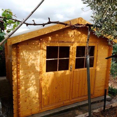 Casetta di legno Valodeal 298 x 298 cm, 8.88 m²