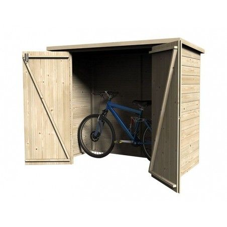 Box Bike. 12 mm, 182 x 88 cm