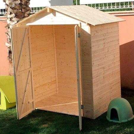 Casetta di legno Narciso 14mm, 170 x 120 cm, 2m²