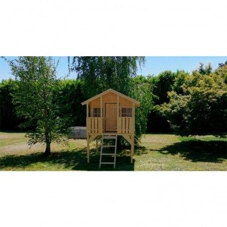 Casetta da giardino per bambini in legno Tommy