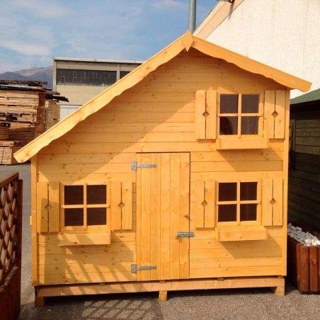 Casetta in legno per bambini Frozen
