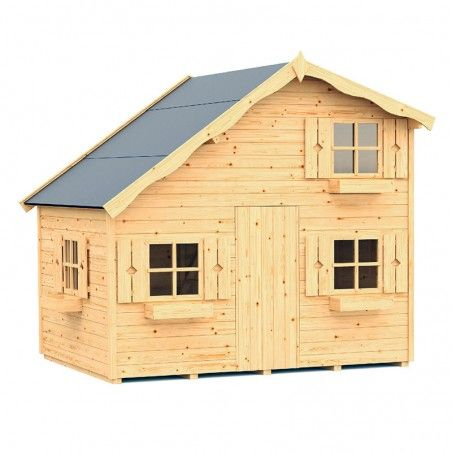 Casetta in legno Frozen 20mm, 220 x 180 cm, 3,84m²