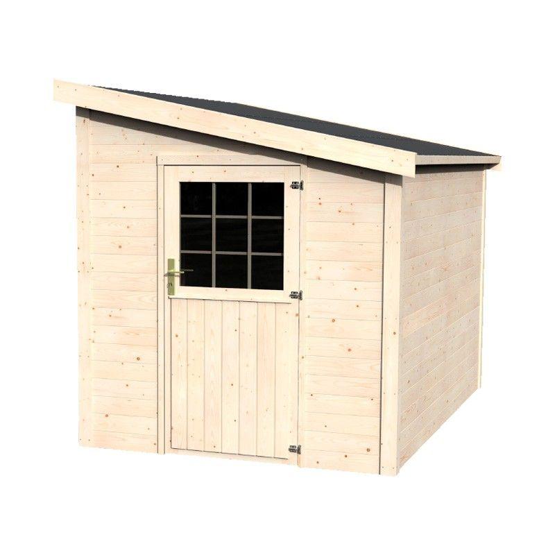 Casetta da giardino in legno Spirit 28 mm, 200 x 305 cm, 6.10 m²