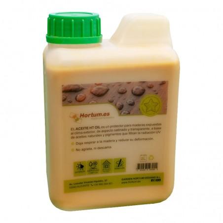 Olio Protettivo Legno 2L. Garden Hortum Oil