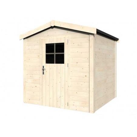 Casetta da giardino in legno Tison 19 mm, 200 x 203 cm, 4,06 m²