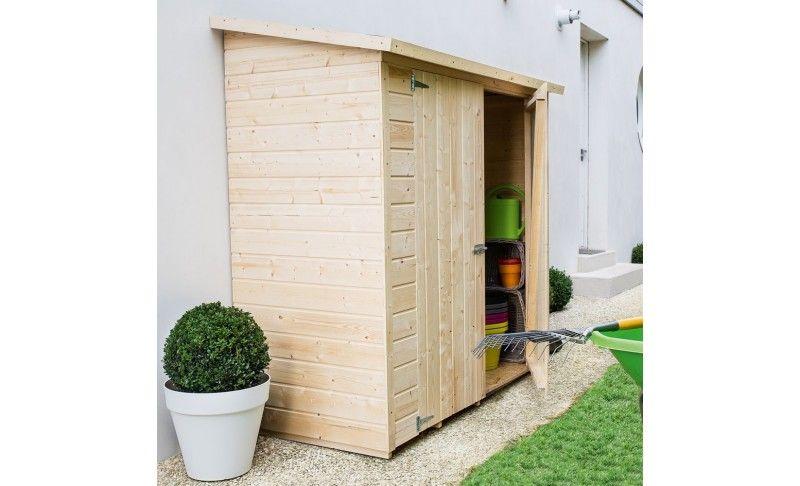 Box e armadi economici in legno da giardino