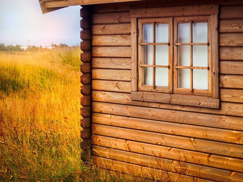 Come scegliere una casetta in legno da giardino Hortum