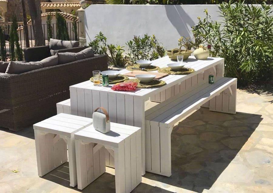 accessori per casette in legno e giardino