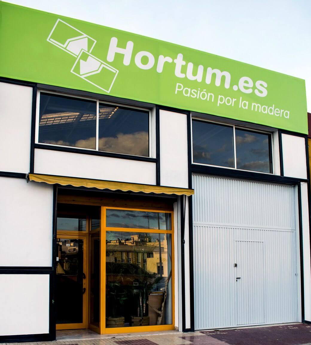 Posizione di Hortum.es