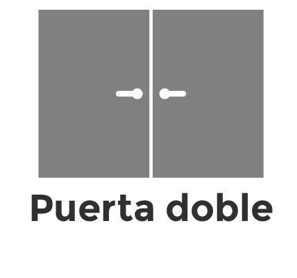 a) Tipo di porta di principale (porta  doppia/ porta singola):